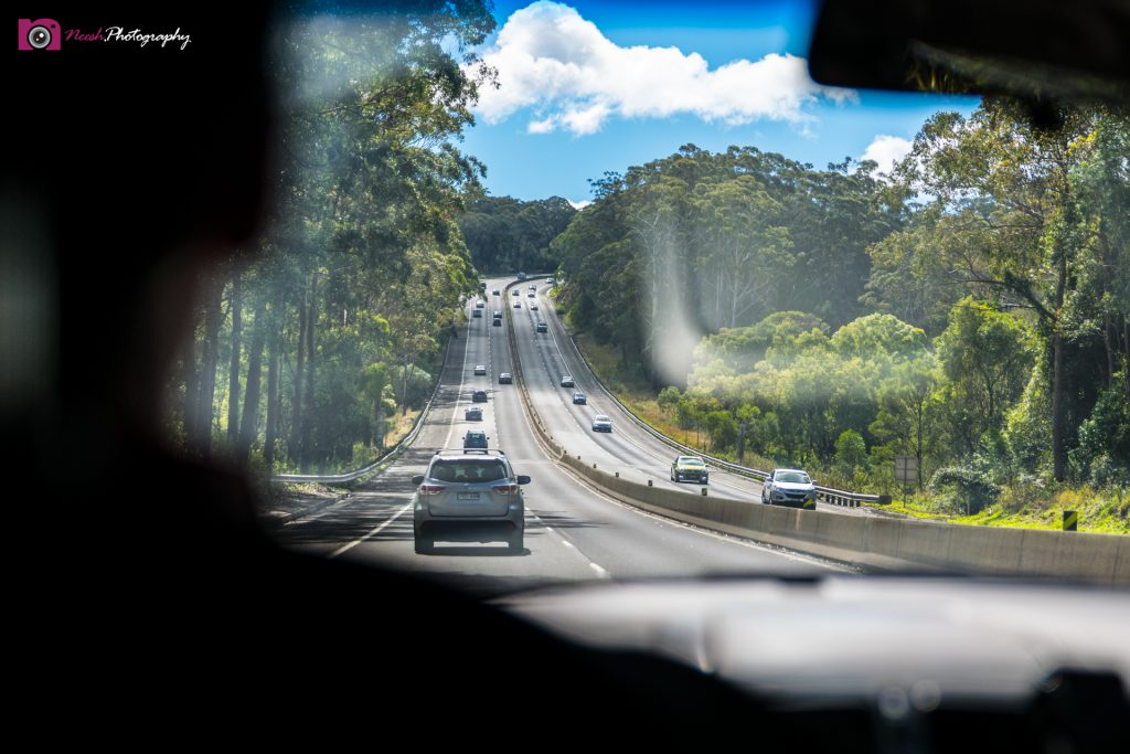 Road Trips - Driving to Sydney