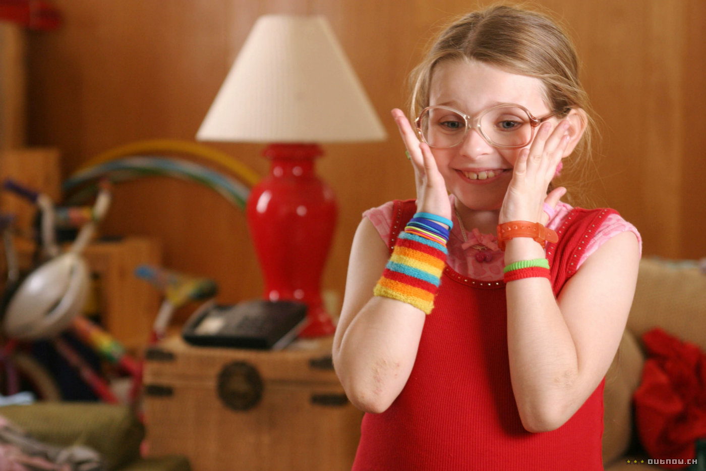 Why the Dirty Dancing Remake will Suck – Olive (Abigail Breslin) from Little Miss Sunshine (2006)