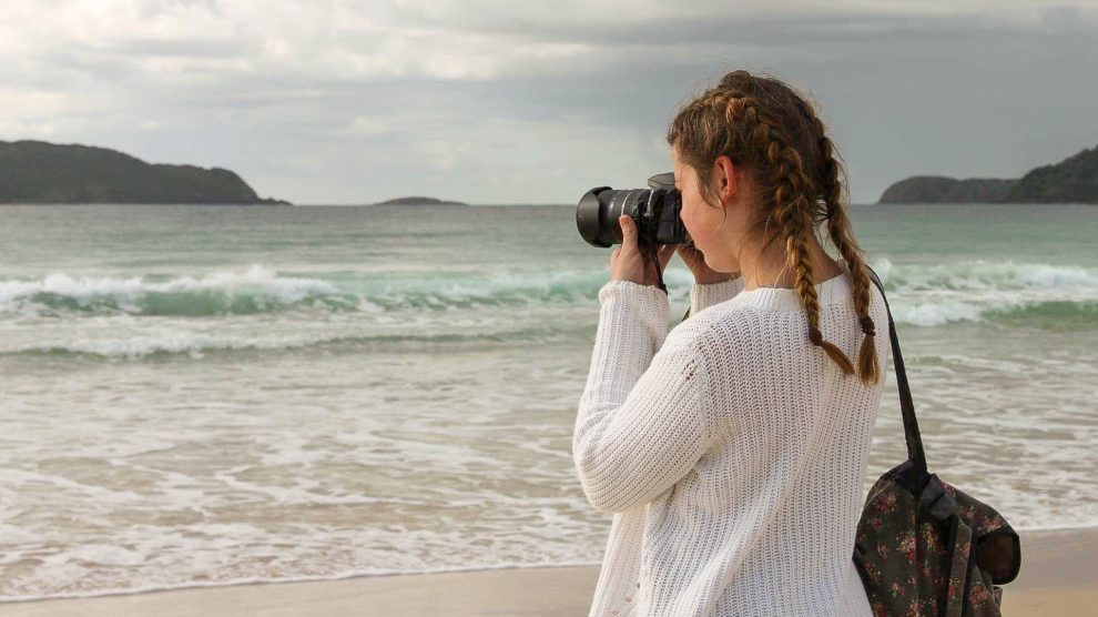 PDHPE Excursion - Photographer in Action