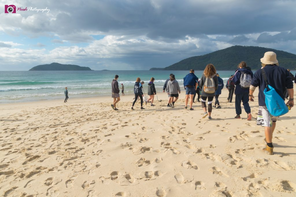 PDHPE Excursion - Beach Walk