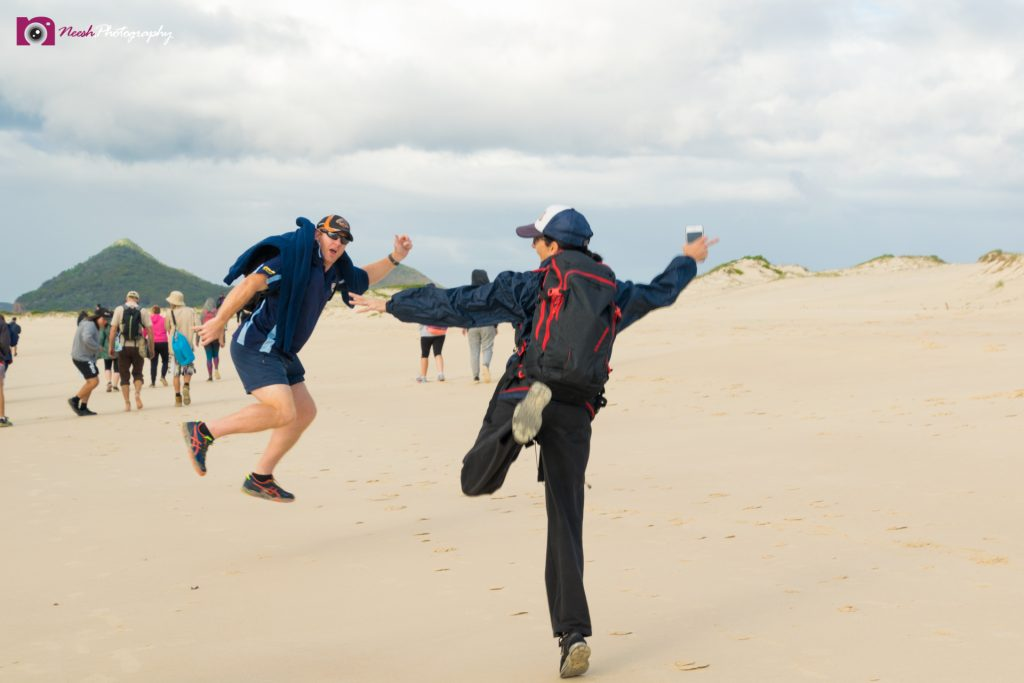 PDHPE Excursion - Hot Sand