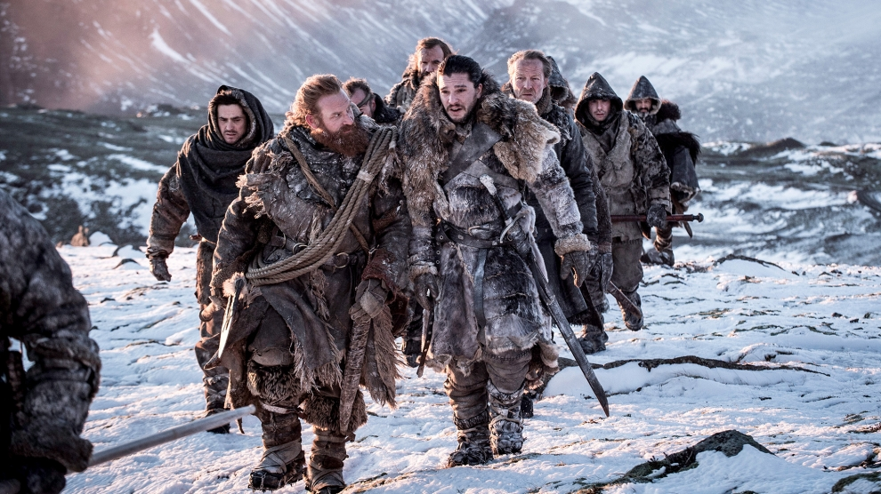 Game of Thrones - S07E06 – Beyond the Wall
